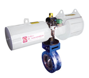 Actreg 8211 SY Pneumatic Scotch Yoke Actuator