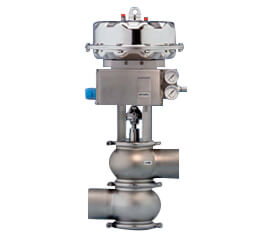 ArcaArtes 8211 Biovent Hygienic Control Valve