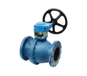 JC Valves 8211 Fig 2500 CS Trunnion Ball Valve