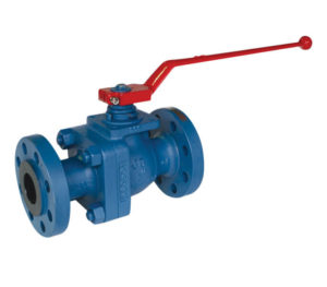 JC Valves 8211 Fig 560660 ANSI 600 FB 038 RB Ball Valve