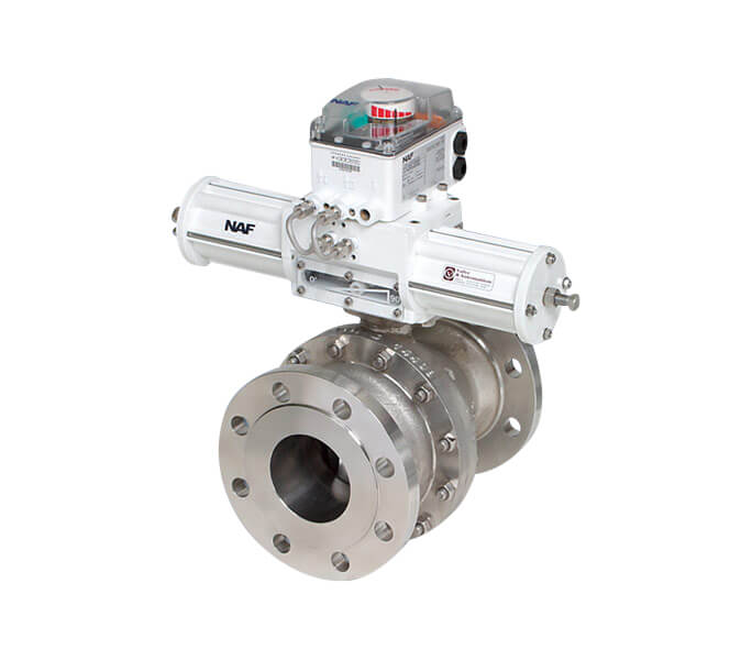 NAF 8211 Duball DL Ball Valve