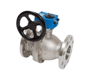 NAF 8211 Trunnball Trunnion Mounted Ball Valve