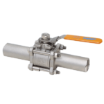 NAF 8211 Triball 3 Piece Ball Valves