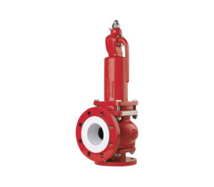 Richter  KSE PFA  PTFE Lined Safety Valves