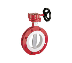 Richter  NK PFA  PTFE Lined Butterfly Valves
