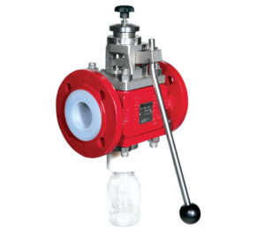 Richter  PA Lined Sampling Valve
