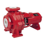 Richter 8211 SCK Lined Mechanical Sealed Pump