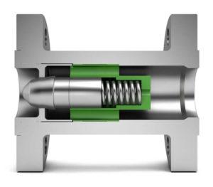 Schroeder 8211 SDV Back Pressure Device