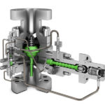 Schroeder 8211 SHP Leak Off Valves For Eskom Pumps