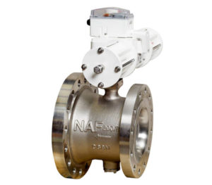 NAF 8211 Setball Ball Sector Valve For MCPulp