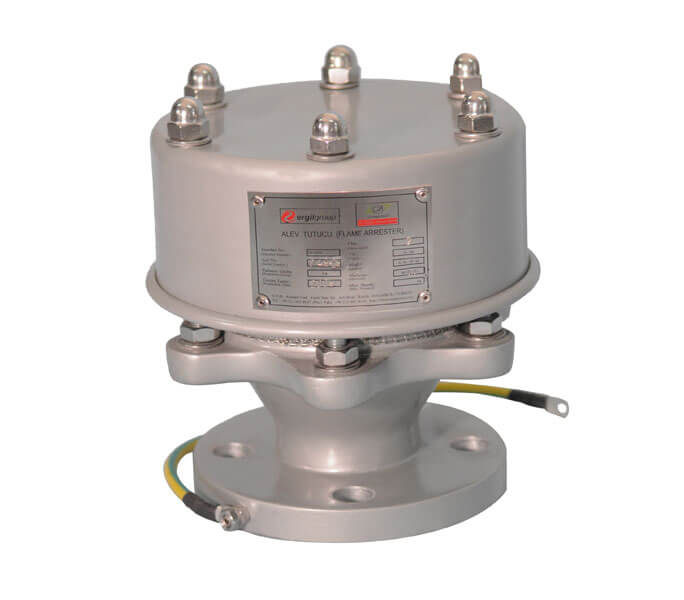 Storagetech 8211 Model 310 Flame Arrestor
