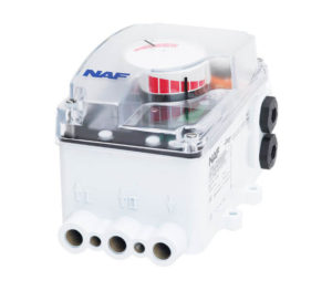NAF 8211 Intelligent Control Valve Positioner