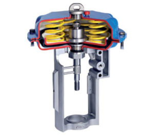 Arca 8211 Diaphragm Actuators