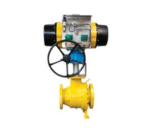 Actreg 8211 RP Pneumatic Valve Actuators