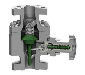Schroeder 8211 SIP Automatic Recirculation Valve