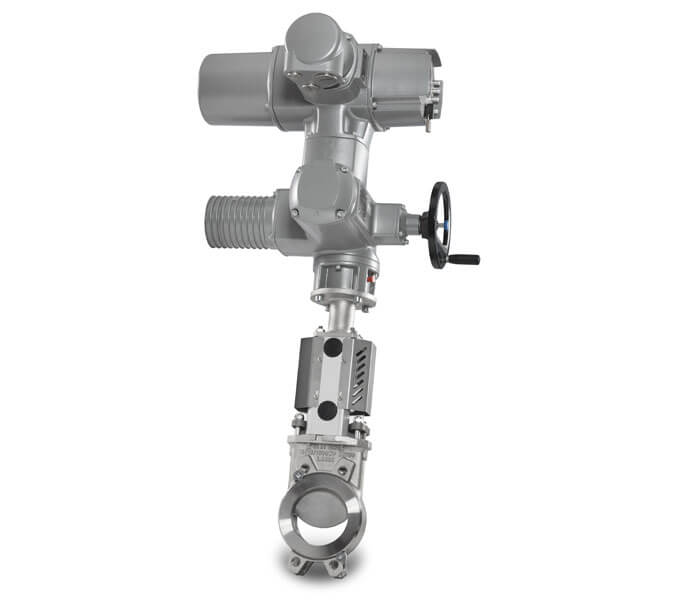 Stafsj 8211 MV Standard Knife Gate Valve
