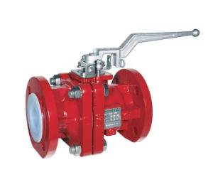 Richter  KN PFA Lined Ball Valves