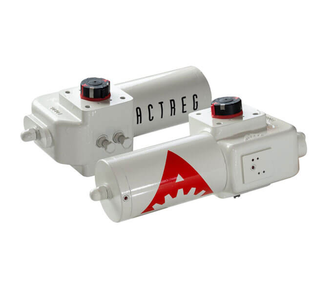 Actreg 8211 SY01K Compact Scotch Yoke Actuator