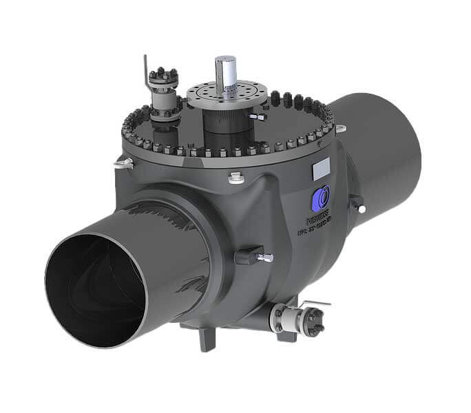 Pibiviesse 8211 Top Entry Trunnion Mounted